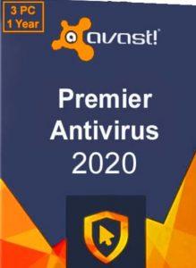Avast Premier Licence Key + Activation Code 100% Work till 2050