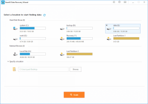 EaseUS Data Recovery Crack V13 With License Code Updated