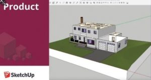 SketchUp Pro 2021 Crack Torrent With Full License Key