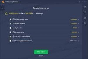 Avast CleanUp Premium Key Activation Code + Crack [2020]