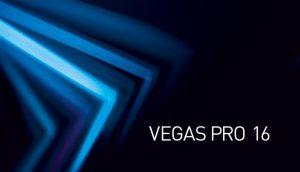 Sony Vegas Pro 16 Crack Torrent 2020 Download (Serial Number)