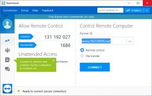 TeamViewer 15.5.3 Crack With License Key 2020 {Free}