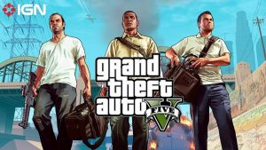 GTA 5 Crack + Activation Code Pc Free Download {Reloaded}