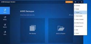 AOMEI Backupper Pro 6.3.0 Crack + License Key Download