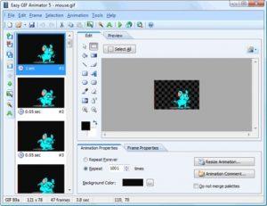 Easy GIF Animator Pro Crack 7.3.1 With License Key [Latest 2020]