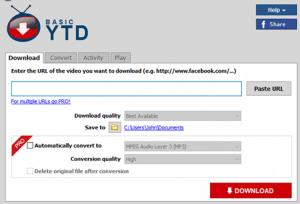 YTD Video Downloader Pro 5.9.18.3 Crack + Registration Key [Latest]