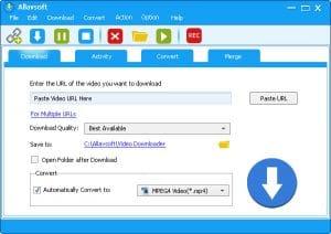 Allavsoft Video Downloader Converter 3.22.8.7543 Crack With Keygen