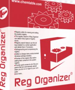 Reg Organizer 8.54 Crack + License Key Full Working [2020]