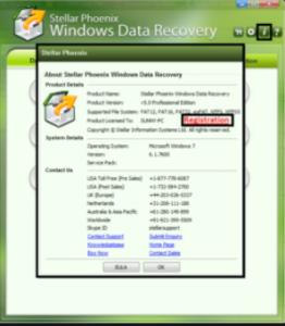 Stellar Phoenix Data Recovery Pro 10.0.0.3 Crack with Serial Key [Full]