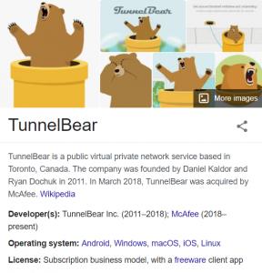 TunnelBear VPN 4.3.1 Crack With Serial Key Full 2020