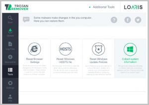 Loaris Trojan Remover 3.1.44.1529 Crack + License Key Download
