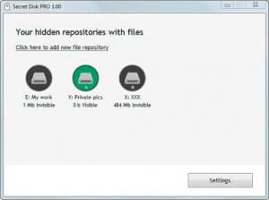 Secret Disk Pro Crack Full Version + Serial Key [Torrent]