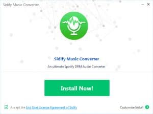 Sidify Music Converter 2.1.3 Crack + Serial Key 2021 [Torrent]