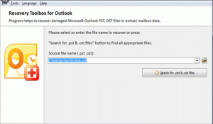 Outlook Recovery ToolBox Crack + Activator Full Working [Latest]