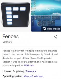 Stardock Fences 3.0.9.11 Crack + Serial Key Full Download
