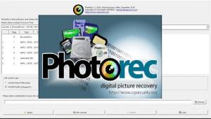 PhotoRec 7.2 Crack Full Free Download {Win + Mac}