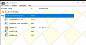 Sandboxie 5.46.4 Crack With License Key Full [32/64bit]
