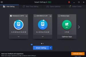 IObit Smart Defrag Pro 6.7.0.26 Crack + Activation Key [2021]