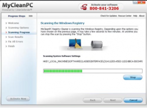 MyCleanpc Registry Key 1.11.0.2069 Crack + Activation Code [2021]